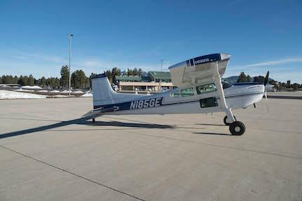 Cessna A185F 1976 A185F sn 18503045 TTSN 3235 5